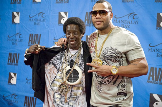Flava Flav: A Face only a Crack Rock could Love