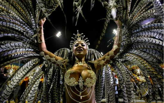 Carnival: The Queen of the Drums