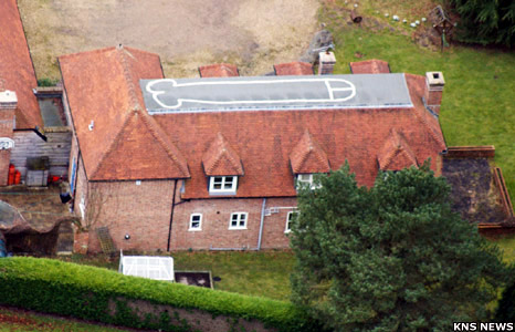 Kid Paints 60-foot Penis on Mom and Dad's Roof